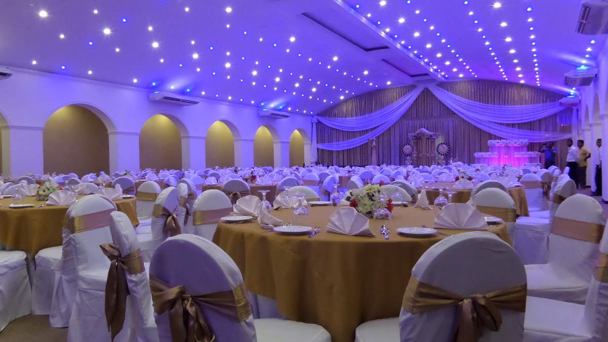 Bravo City Wedding Hall Kurunegala 8